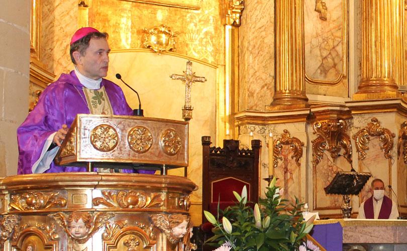 nuevo obispo de bilbao