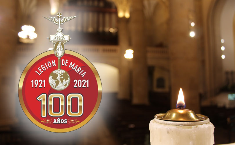 centenario legión de maría